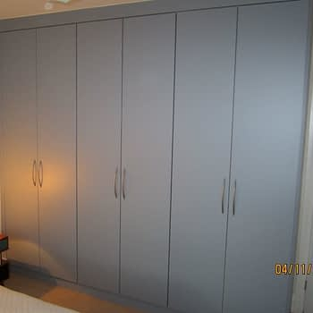 fitted wardrobe colour ice blue style astra